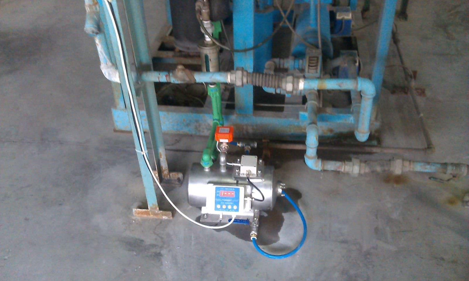 压站压缩空气净化系统采用机械式/浮球式自动排水器
