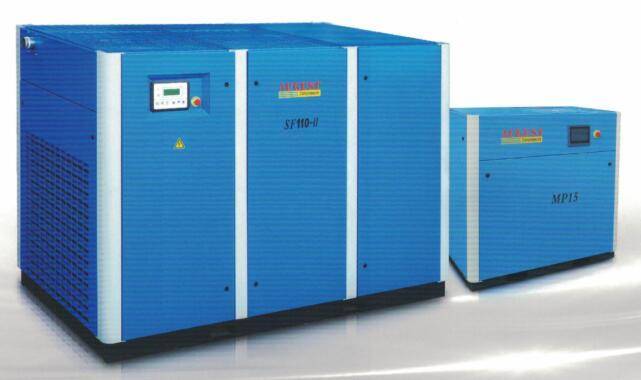首页 产品展示 阿格斯特螺杆空压机  欣达永磁变频空压机具备三大优势